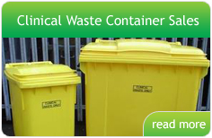 Clinical Waste Container Sales