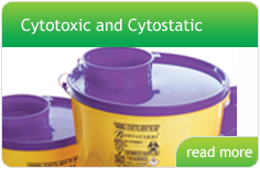 Cytotoxic and Cytostatic Waste Disposal